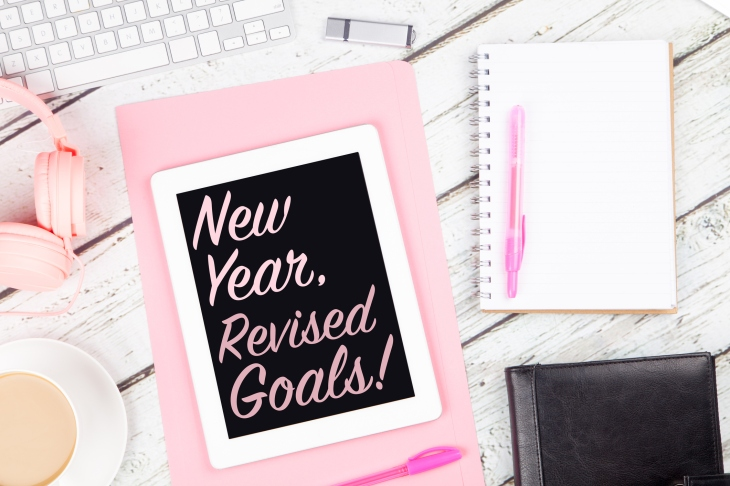 New Year, New / Revised Goals